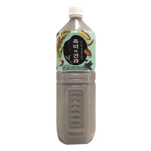 Nước Gạo Lứt  & Hạt Khô No Brand 1,5L
