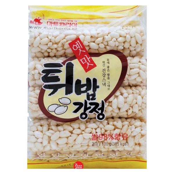 Bánh Bỏng Gạo Nongshim 90G