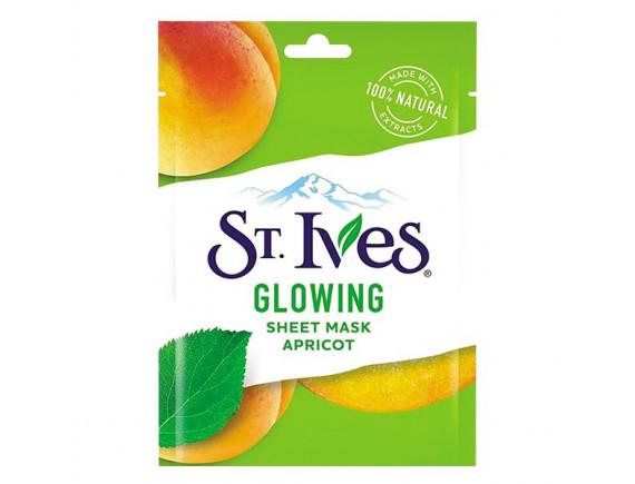 Mặt Nạ Dưỡng Da St.ives Glowing Chiết Xuất Mơ