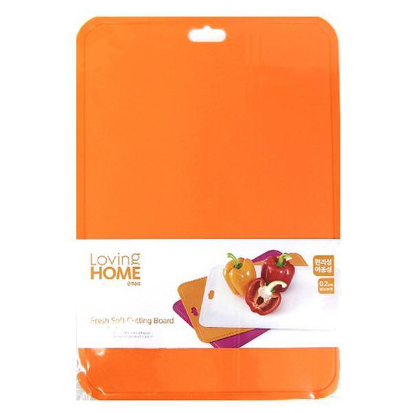 Thớt Nhựa Loving Home 26.5*39*0.2Cm