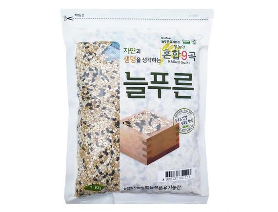 Gạo Trộn 9 Loại Ngũ Cốc Hàn Quốc Gói 1Kg