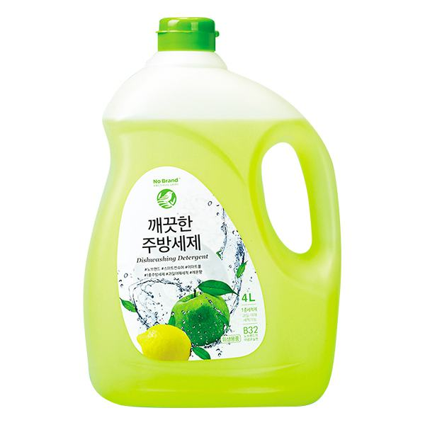 Nước Rửa Chén Siêu Tiết Kiệm No Brand 4L