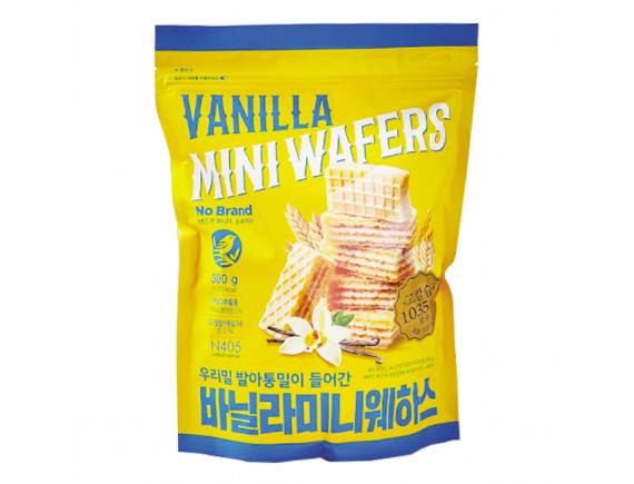 Bánh Xốp No Brand Vị Vanilla Gói 300G