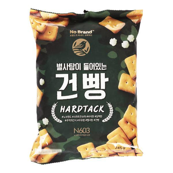 Bánh Quy No Brand Gói 245G