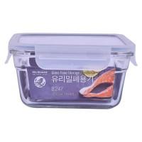 Hộp Thủy Tinh Đựng Thực Phẩm No Brand 1.65L