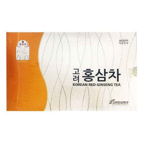 Trà Hồng Sâm Hàn Quốc 50 Gói* 3G