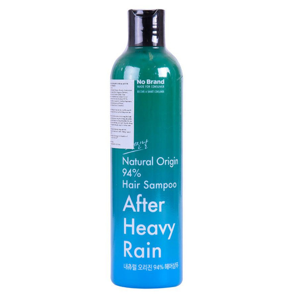 Dầu Gội After Heavy Rain No Brand 500Ml