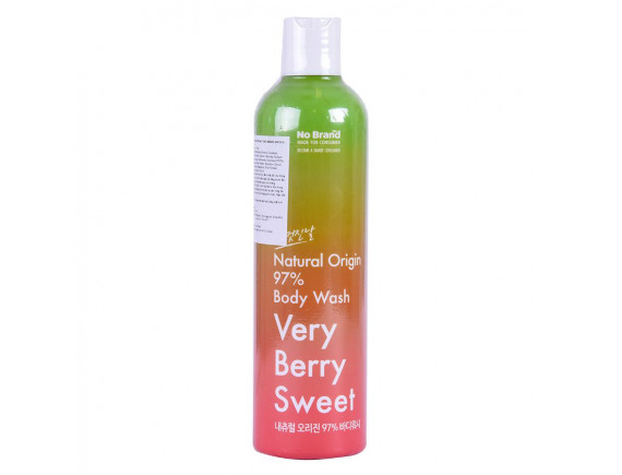 Sữa Tắm Very Berry Sweet No Brand 500Ml