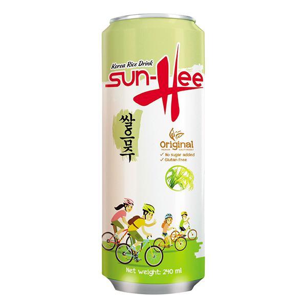 Nước Gạo Hàn Quốc Sun-Hee Lon 240Ml
