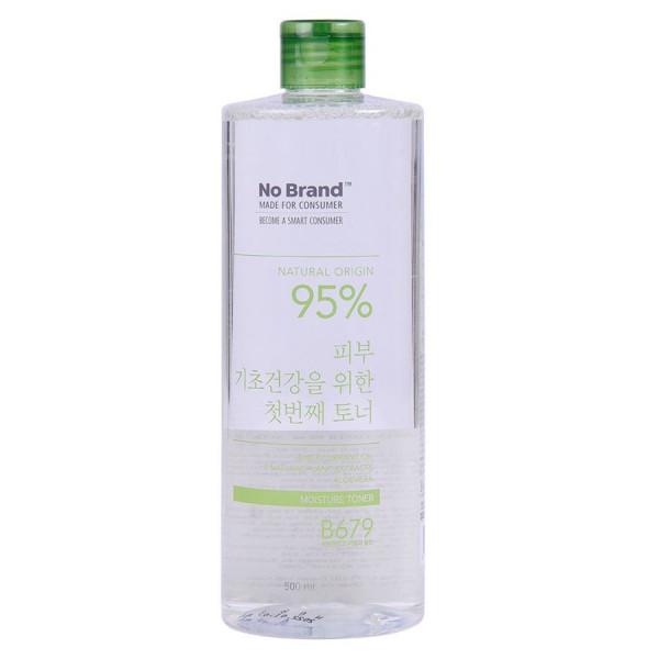Nước Hoa Hồng Skin Toner No Brand 500Ml