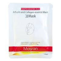 Mặt Nạ 3D Mayan Collagen Arbutin 25Ml