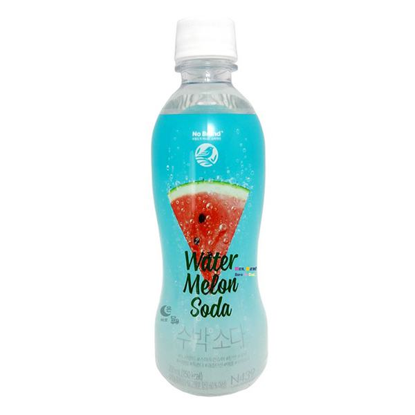 Soda Dưa Hấu No Brand 350Ml