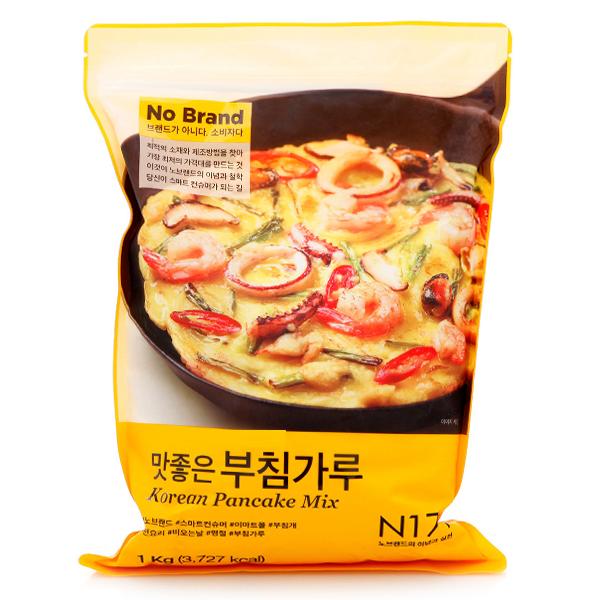 Bột Làm Bánh Xèo Hàn Quốc No Brand 1Kg