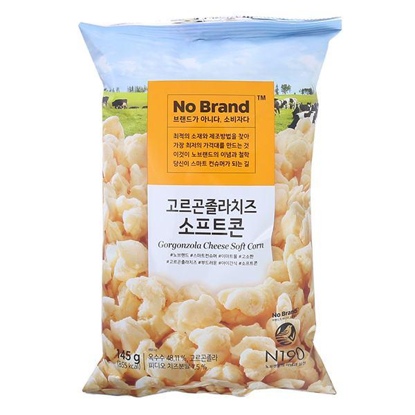 Snack Bắp Mềm Vị Phô Mai No Brand 145G