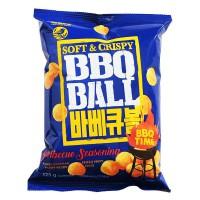 Snack Viên Vị Thịt Nướng No Brand Gói 125G