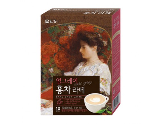 Latte Trà Earl Grey 15G*10 Gói