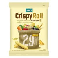 Bánh Ngũ Cốc Kem Phô Mai Cheddar Neo 80G