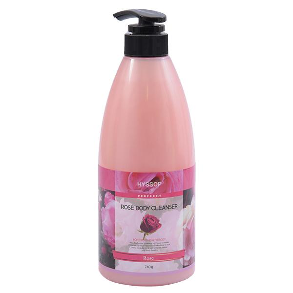 Sữa tắm Hyssop Hoa hồng 740gr