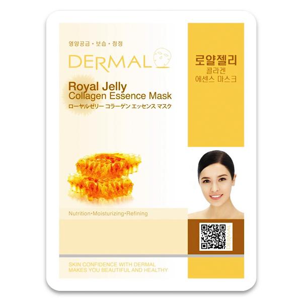 Mặt Nạ Dermal Collagen Ong Chúa