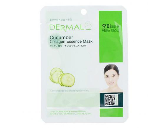 Mặt Nạ Dermal Chiết Xuất Collagen Và Dưa Leo 23G
