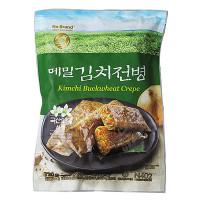 Bánh Kim Chi Chiên Giòn No Brand Gói 720G