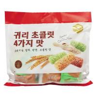 Bánh Xốp Lúa Mạch Hỗn Hợp Jinny-J 380G