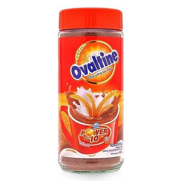 Bột Lúa Mạch Ovaltine Cacao Hũ 400G