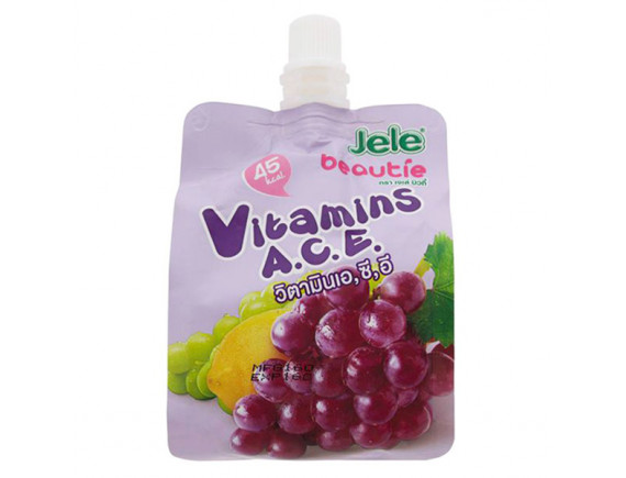 Nước Trái Cây Jele Thạch Vitamin Túi 150G