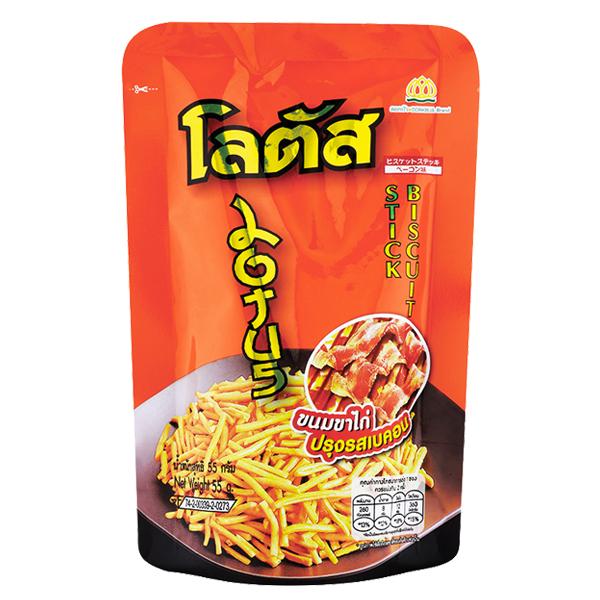 Bánh Que Thái Dorkbua Heo Xông Khói 55G