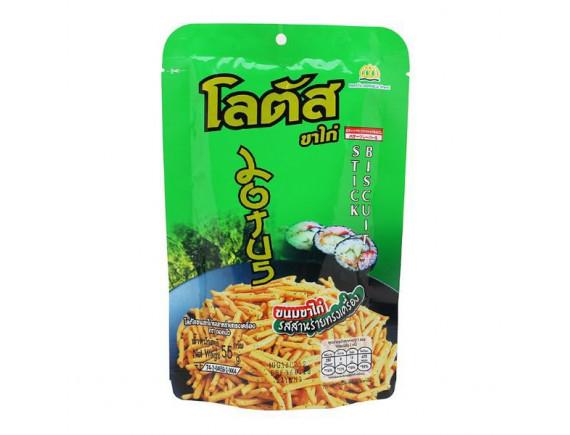 Bánh Que Thái Dorkbua Rong Biển 55G