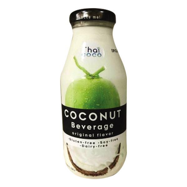 Nước Sữa Dừa Thái Coco Vị Truyền Thống Chai 280Ml