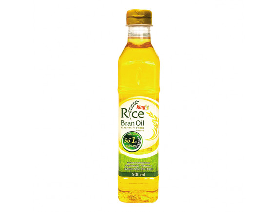 Dầu Gạo King Rice Bran 500Ml