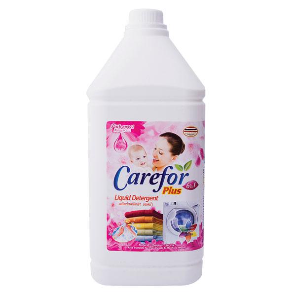 Nước Giặt Carefor Pink 3.5L