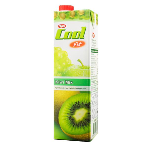 Nước Ép Trái Cây Kiwi Tipco 1L