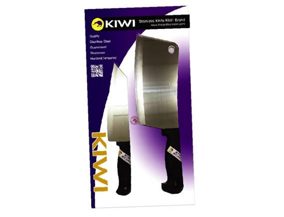 Bộ 2 Dao Kiwi Cán Nhựa Tiện Lợi | 850P 173PI