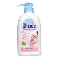 Nước Rửa Bình Sữa D-Nee Chai 500Ml