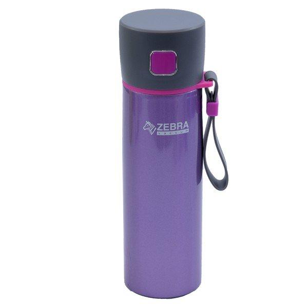 Bình Giữ Nhiệt Zebra Flask 480Ml