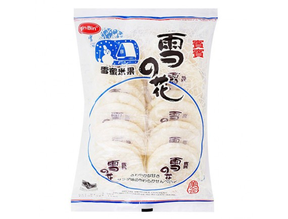 Bánh Gạo Binbin Tuyết 150G