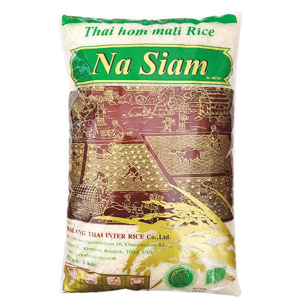 Gạo Thái Hom Mali 5Kg