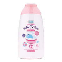 Sữa Tắm Gội Trẻ Em Oze Vitamin B5 Và Trái Cây Chai 180Ml