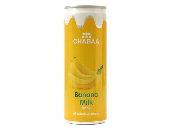 Nước Chabaa Sữa Chuối 230Ml