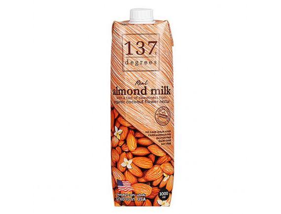 Sữa Hạnh Nhân 137 Degrees Nguyên Chất 1L