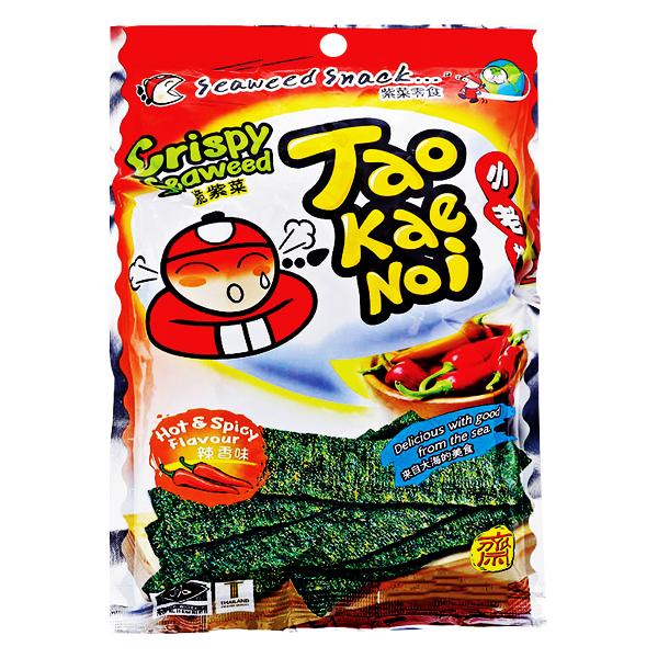 Snack Rong Biển Tao Kae Noi Vị Ớt Cay 32G