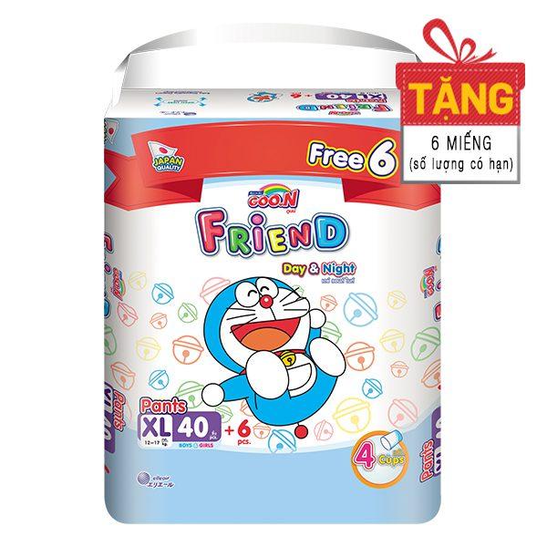 Tã Quần Goo.N Friend Super Jumbo XL40
