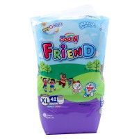 Tã Quần Goo.N Friend Super Jumbo XL42