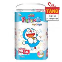Tã Quần Goo.N Friend Super Jumbo XXL34