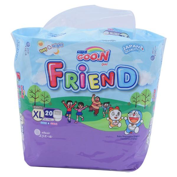 Tã Quần Goo.N Friend Jumbo XL20
