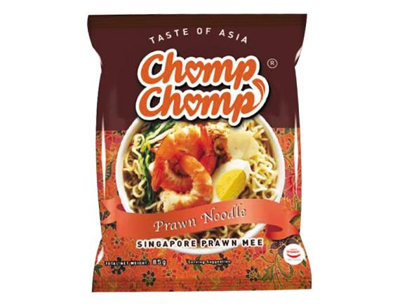 Mì Chomp Chomp Kiểu Tôm Singapore Gói 70G