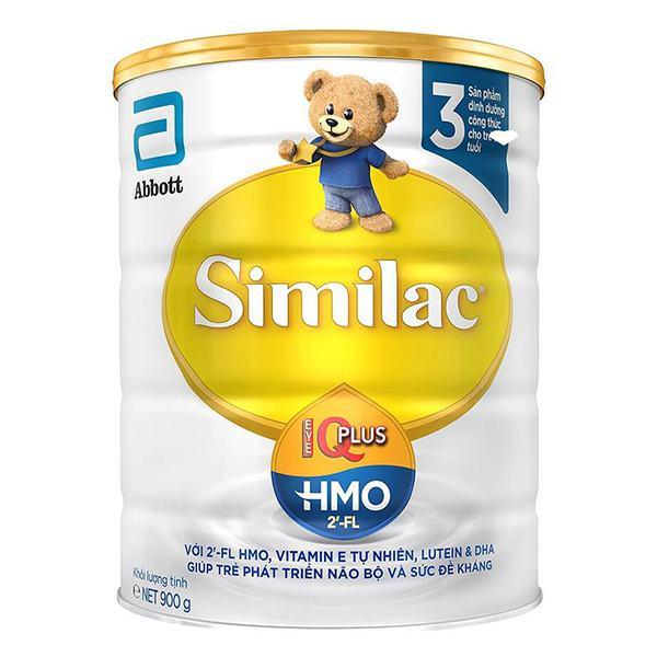 Sữa Dinh Dưỡng Similac IQ 3 Hộp Thiếc 900G