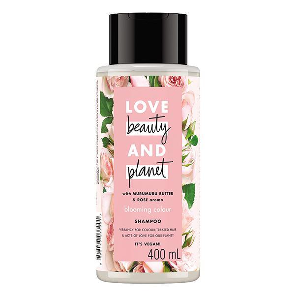 Dầu Gội Love Beauty And Planet Cho Tóc Nhuộm 400Ml